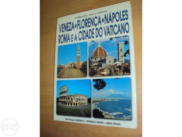 Livro sobre Itália
