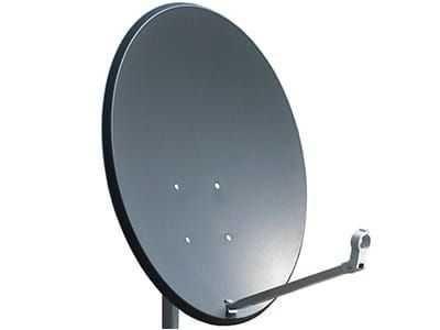 Czasza 80 CM STANDARD Biała, Antena satelitarna 80cm