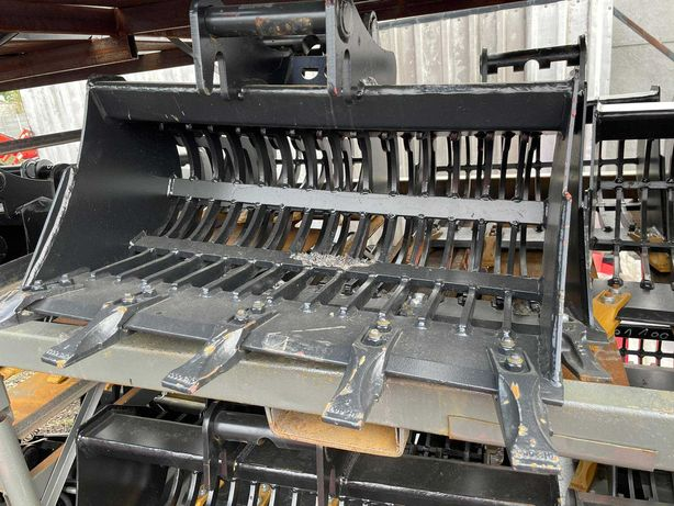 Łyżka ażurowa do koparki 1,9 – 2,5 ton 50cm dowóz w cenie