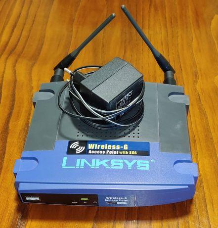 Access Point Linksys WAP54G