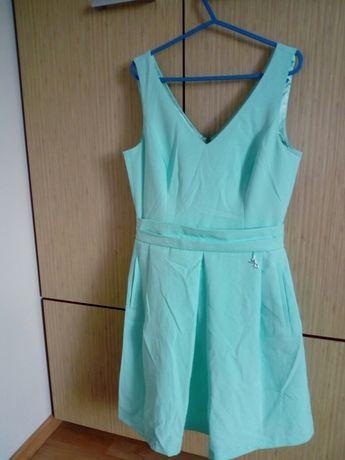 Sukienka mietowa 40