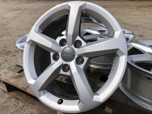 5х112 r16 Audi VW SKODA Диски литые Оригинал как НОВЫЕ 20 год