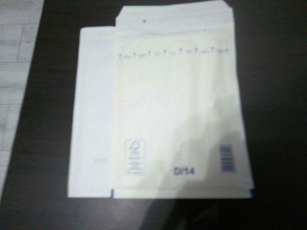 Sprzedam  koperty babelkowe od D14-H18 cena za sztuke 0,50gr -1zl