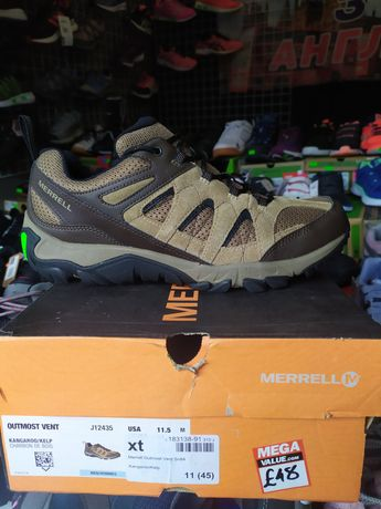 Merrell outdoor shoes. Оригинал.