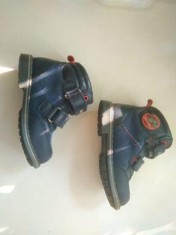 Демисезонные ботинки Kapika