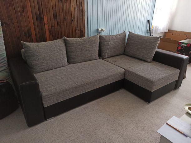 Sofa rozkładana 100/150x250 narożnik BOMA