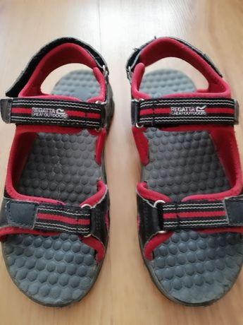 Regatta sandałki sportowe chłopięce r.34