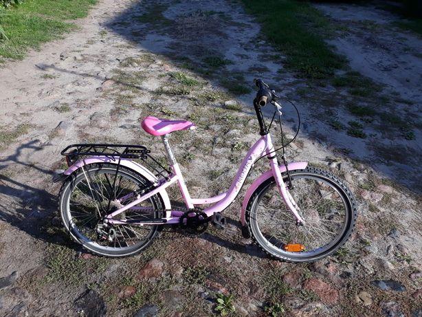 Rowerek dla dziewczynki 20'