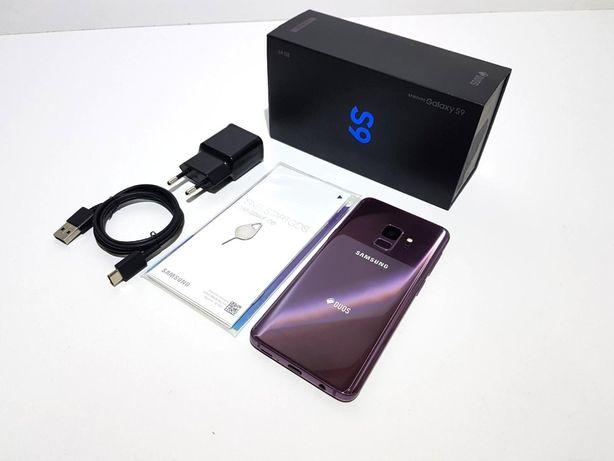 Samsung Galaxy S9 4/64GB Dual SIM stan idealny, zestaw