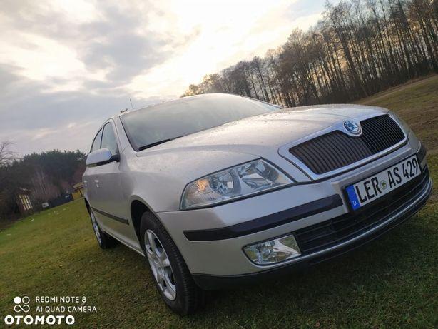 Škoda Octavia Skoda Octavia II 1.6 MPI 102km do gazu klimatronik, swiezo sprowadzony