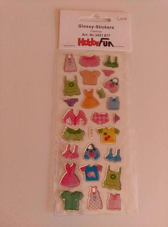 Stickers Autocolantes - Moda