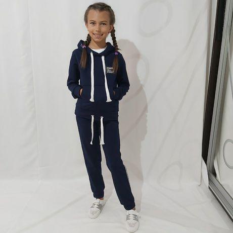 Детский спортивный костюм для девочки (рост 134-158)