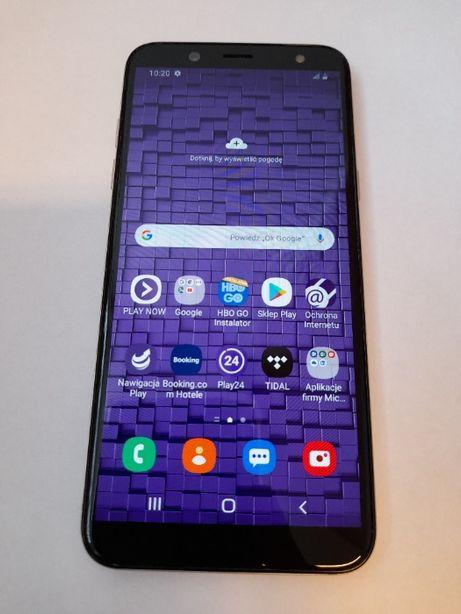 Samsung Galaxy A6! Stan Idealny! GOLD!
