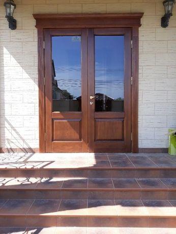 Реставрация и ремонт деревянных окон, дверей, лестниц, и т.д