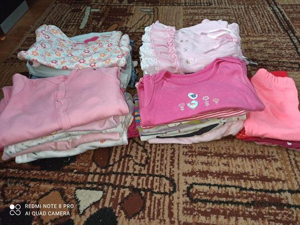 Ubranka dla dziewczynki. Cena za całość