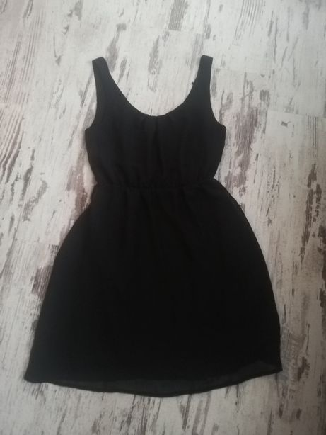 Sukienka czarna 36