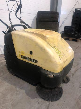 Spalinowa zamiatarka Karcher KSM 750 Honda silnik