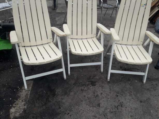 komplet-rozkladane krzesla ogrodowe kettler i stol