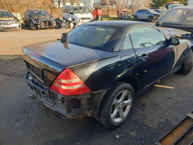 Dach Mercedes SLK 2.0