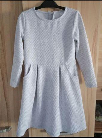 Sukienka rozkloszowana 104/110