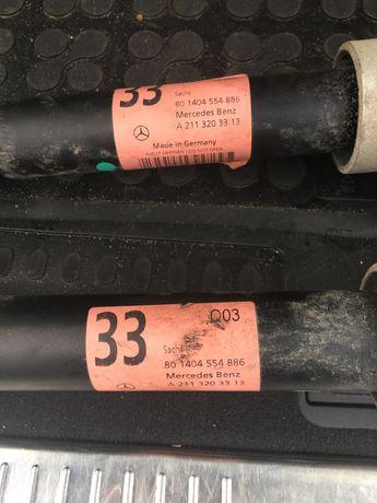 Mercedes w 211 amortyzatory
