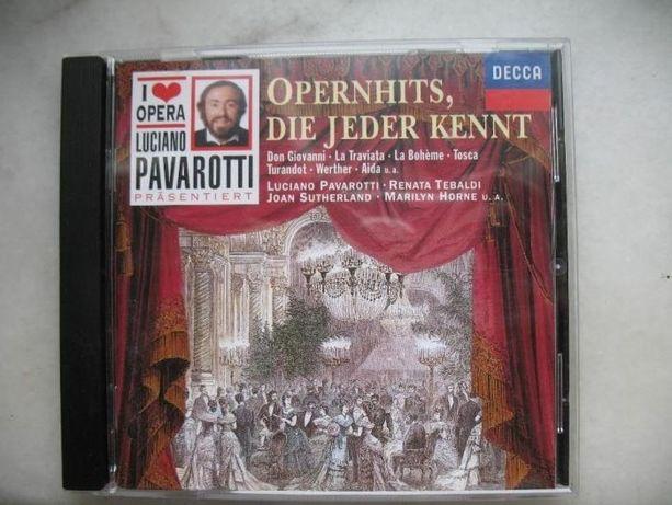 Pavarotti Hity Opery Tebaldi Horne Sutherland Freni Price