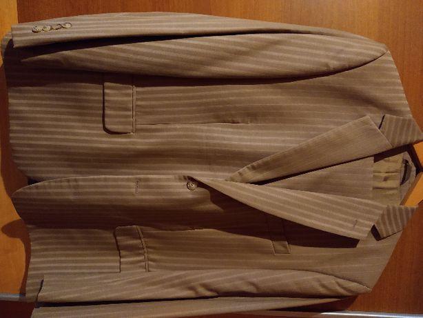 NEW MEN Garnitur 170/104/90 marynarka spodnie
