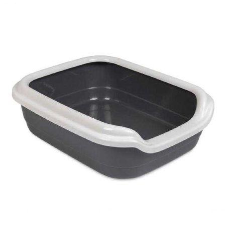 Туалет для кошек Comfort L 49 х 39 х 15 см б/у