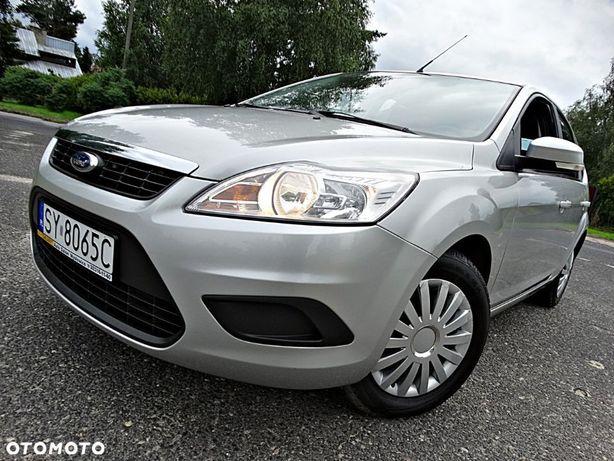 Ford Focus 1.6 benzyna z klimatyzacją 4 drzwi nowy model
