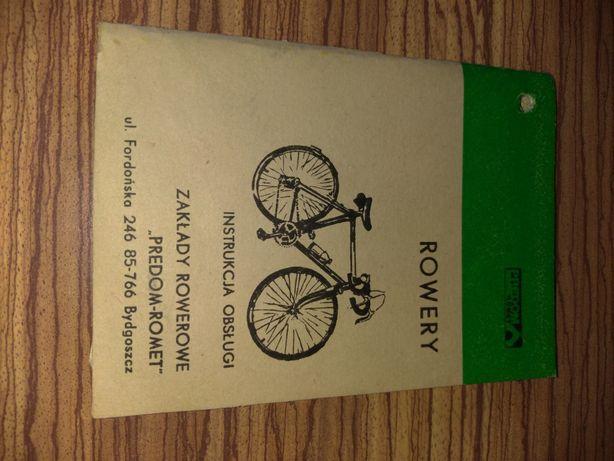 Instrukcja obsługi rowerów Romet