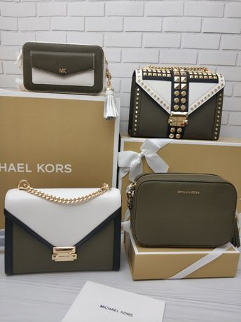 Сумка Корс Michael Kors Whitney large shoulder bag ОРИГИНАЛ США