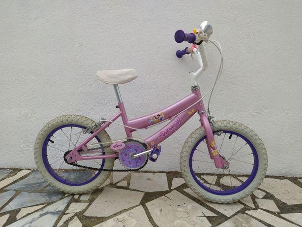 Bicicleta de Criança Disney Princess