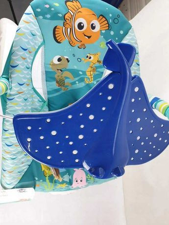 Bright Starts Disney Gdzie Jest Nemo leżaczek