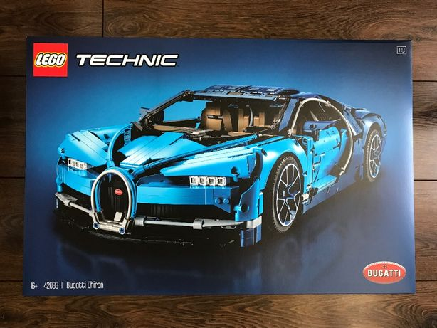 LEGO Technic 42083 Bugatti Chiron - NOWE