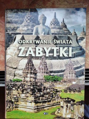 """Książka """"Odkrywanie Świata-zabytki"""""""