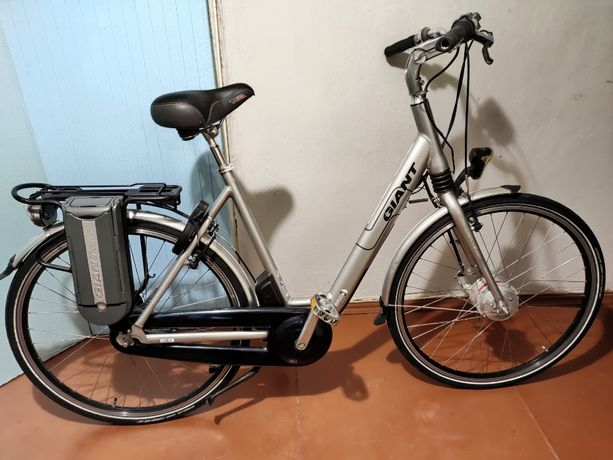 Электровелосипед Giant Twist АКБ 24в15ач новая