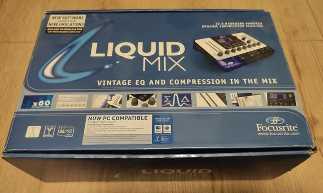 Focusrite Liquid Mix 32 - procesor DSP