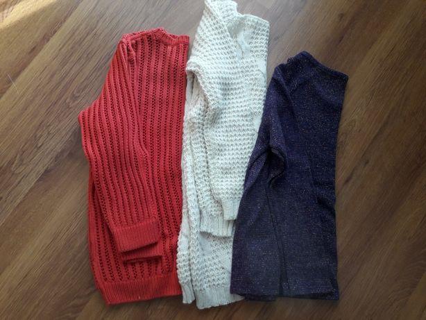 Swetry sweterki różne rozmiar M