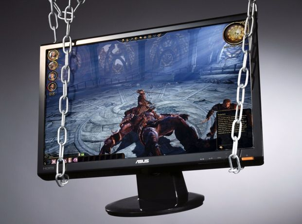"ASUS VH222H - LCD monitor - Full HD (1080p) - 21.5"""