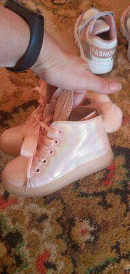 Черевички туфлі зайка