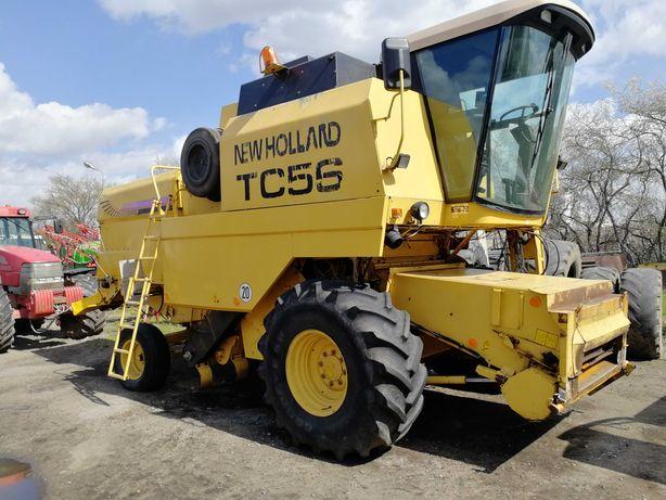 Kombajn New Holland TC 56