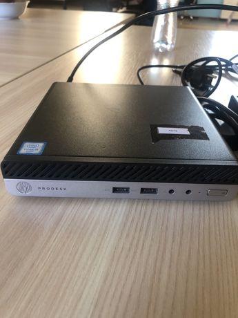 Пподам мини компьютер HP ProDesk 400 G3 Mini