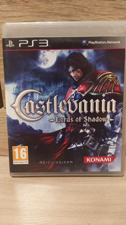 Gra Castlevania Lords of shadow na konsole ps3 playstation 3