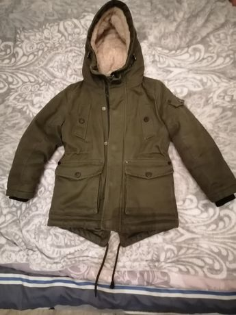 Куртка-парка для хлопчика