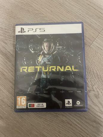Returnal Playstation 5 PS5 selado