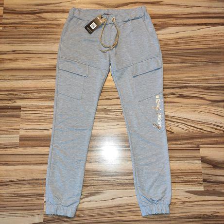 Spodnie dresowe M/L