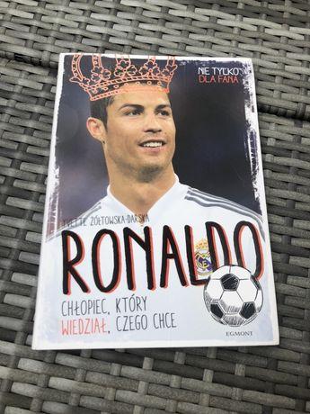 Biografia Christiano Ronaldo dla dzieci