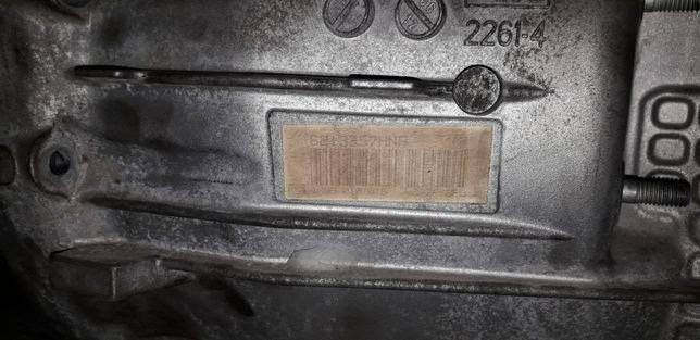 Коробка передач МКПП 6 ст БМВ F 10/11 520d