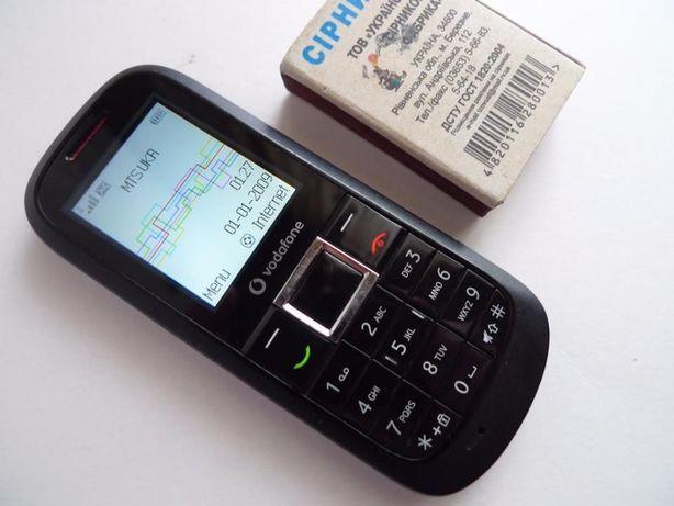 Телефон Vodafone 340 ZTE, как новый, из Англии.