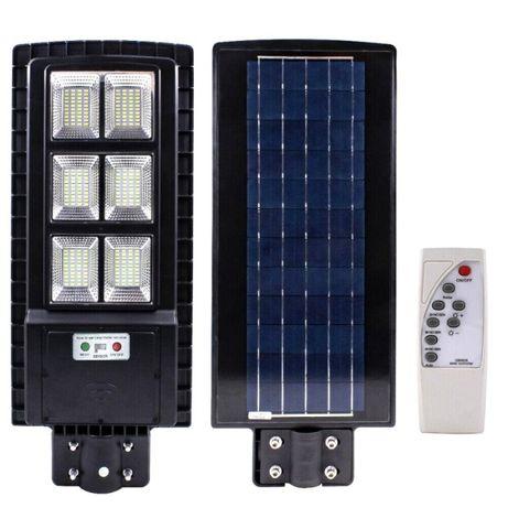 LAMPA LATARNIA Solarna Uliczna 40W 60W 90W + UCHWYT Pilot
